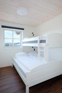En eller flere køyesenger på et rom på Voss Resort Bavallstunet