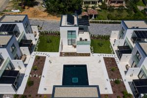 A bird's-eye view of Hotel & Resort ISOLA