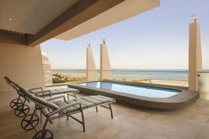 The swimming pool at or near Ramada Resort Dar es Salaam