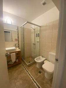 A bathroom at Le Vrero | Boutique Hotel