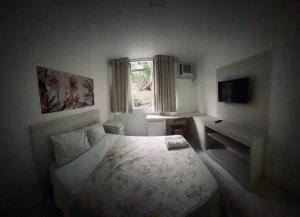 A seating area at Apartamento Eco Ribeira