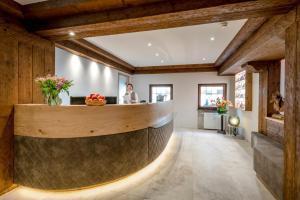Lobby/Rezeption in der Unterkunft Hotel Krone