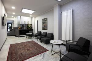 Area soggiorno di Hotel Esperia