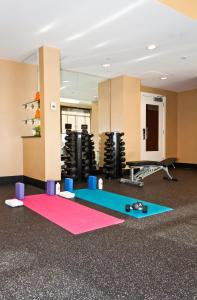The fitness centre and/or fitness facilities at Kimpton Hotel Monaco Denver, an IHG Hotel