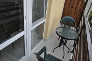 A balcony or terrace at Grand Eliza