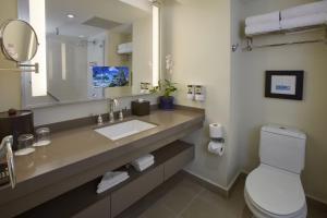 A bathroom at Bucuti & Tara Boutique Beach Resort - Adult Only