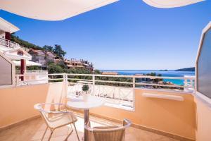 Μπαλκόνι ή βεράντα στο Sunny Hotel Thassos