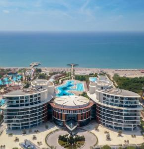 A bird's-eye view of Baia Lara Hotel