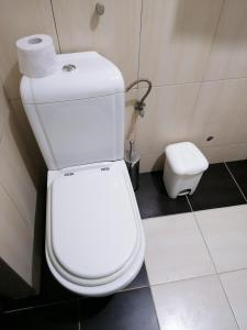 A bathroom at apartament eurotrader321