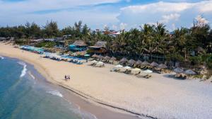 Vue panoramique sur l'établissement Tan Thanh Garden Homestay