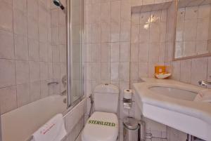 Ένα μπάνιο στο Elysium Hotel