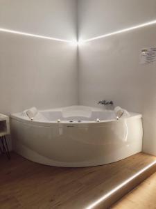 A bathroom at Hotel Bemon Playa