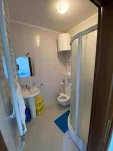 Ванная комната в Apartments Family