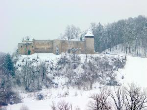 Objekt Hotel Amarilis zimi