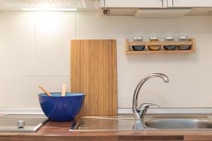 Una cocina o zona de cocina en MFH Beach Apartments