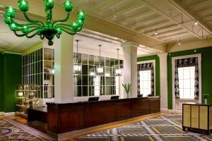 El vestíbulo o zona de recepción de Kimpton Hotel Monaco Washington DC