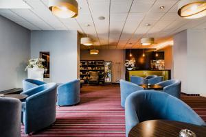 Lounge nebo bar v ubytování Hotel Palcát