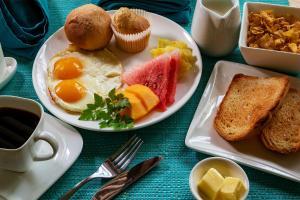 ザ サンクチュアリ ホテル リゾート アンド スパで提供されている朝食