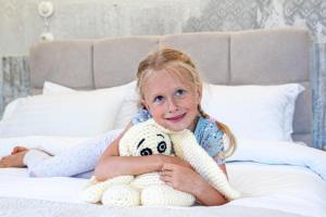 Children staying at Biplan Hotel