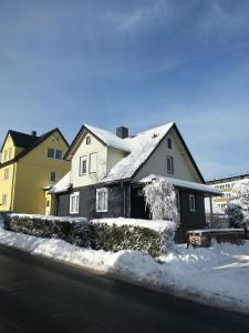 Oberhof Apartment im Winter
