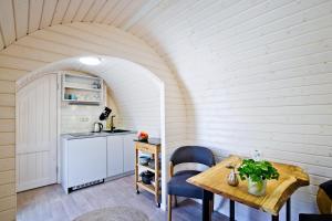Küche/Küchenzeile in der Unterkunft Red Rock Resort