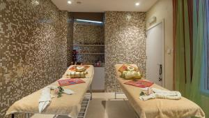 Spa and/or other wellness facilities at Vrissaki Beach Hotel