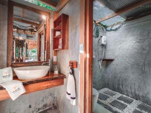 ห้องน้ำของ Nature Hill