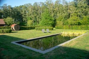 A garden outside Bed & Breakfast Villa Gerhagen