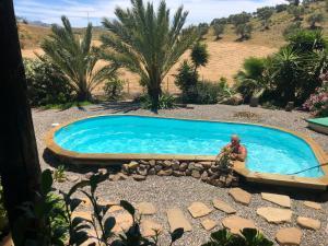 The swimming pool at or near Cortijo Dos Santos