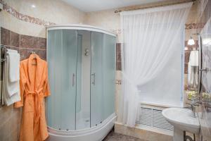 Ванная комната в Гостиница Орел