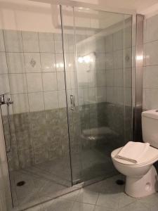 Ένα μπάνιο στο Armonia by Grispos Villas