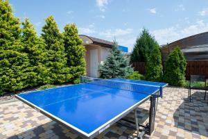 Настольный теннис в Guest House Beausoleil или поблизости