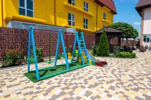 Детская игровая зона в Guest House Beausoleil