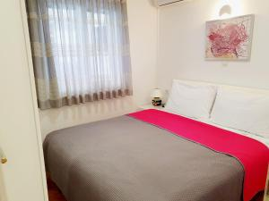 A bed or beds in a room at Apartment Anton