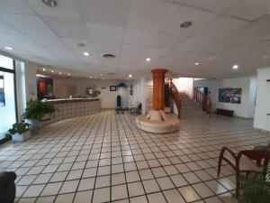 The lobby or reception area at Hotel Jaime I