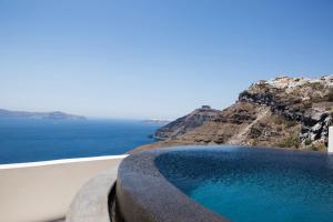 The swimming pool at or near Porto Fira Suites