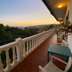 Un balcón o terraza de Hotel Rural Villa Ignacia