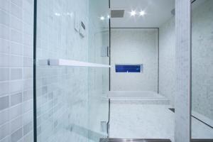 A bathroom at MAISON DE 9 Osaka Tanimachi