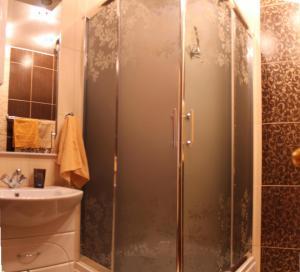 Ванная комната в Comfortable Apartments