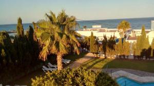 Vista de la piscina de Hotel Mojácar Playa o alrededores