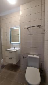 Łazienka w obiekcie DW Bianca