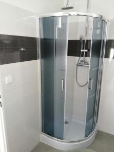 Kúpeľňa v ubytovaní Galaxy Apartments Mlýnská
