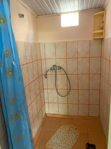 A bathroom at Гостевой Дом Евгения