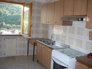 Cucina o angolo cottura di Baita de Ciano