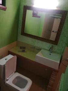 Ένα μπάνιο στο Guest House Ioanna Arachova