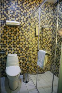 A bathroom at NL Concept Hotel