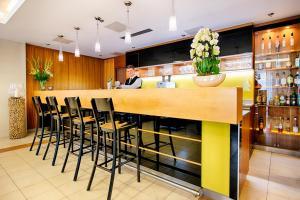 Lounge alebo bar v ubytovaní ACHAT Hotel Budapest