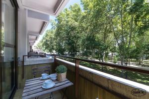 Un balcón o terraza de Charming Museo del Prado