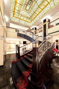 The lobby or reception area at The Yangtze Boutique Shanghai