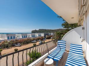 Een balkon of terras bij Il Profumo del Mare